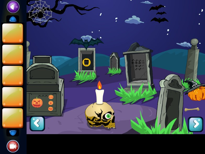 Scary Graveyard Escape 3