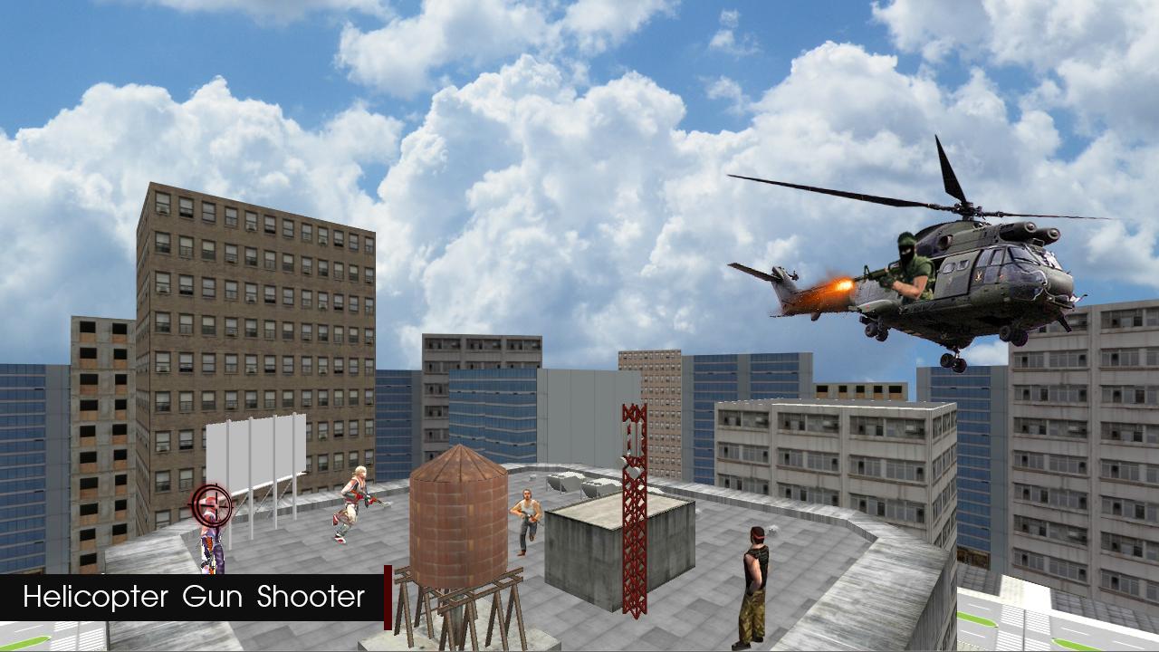 Shooting Games with Gun