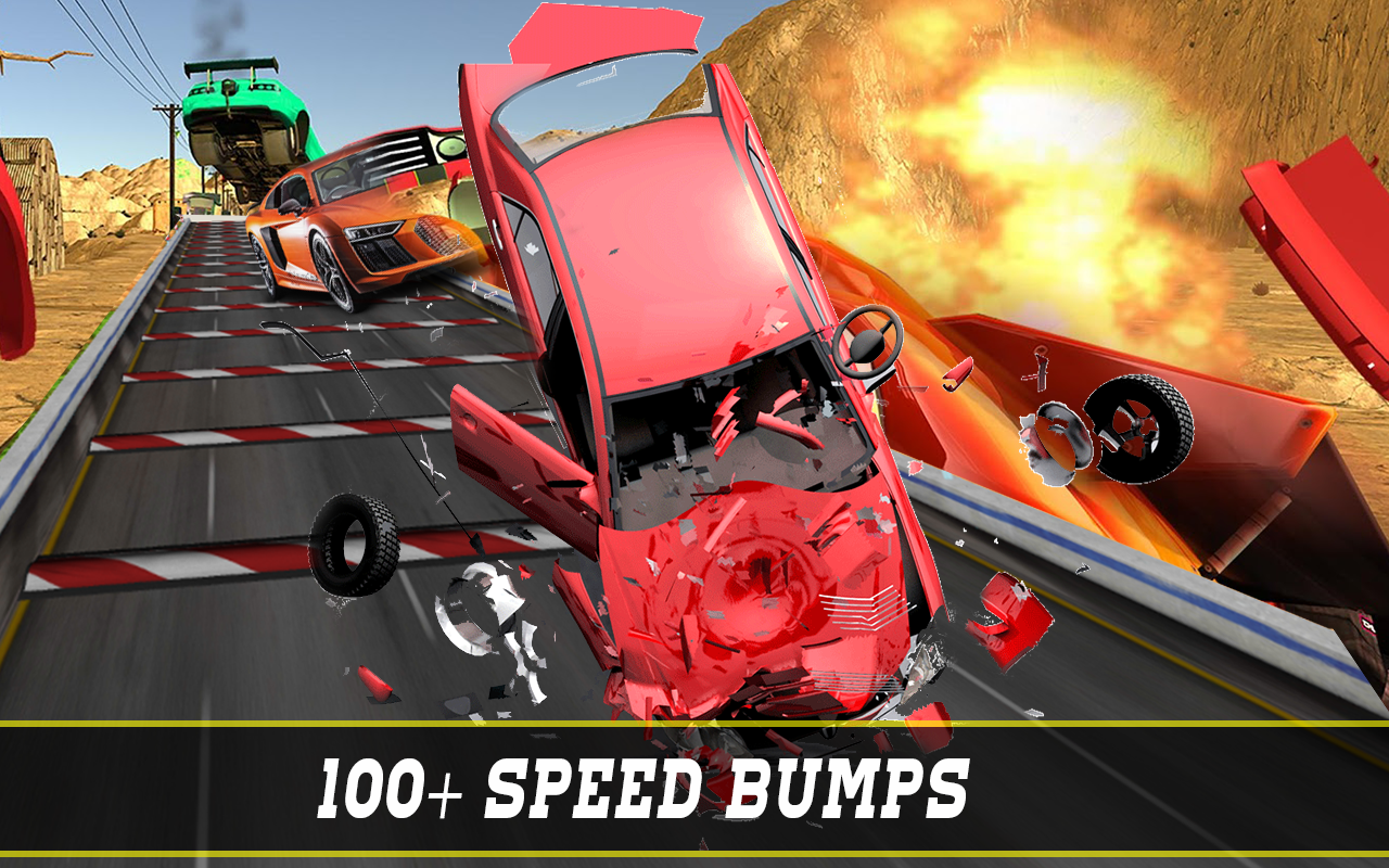 Speed Bumps High Speed Challenge