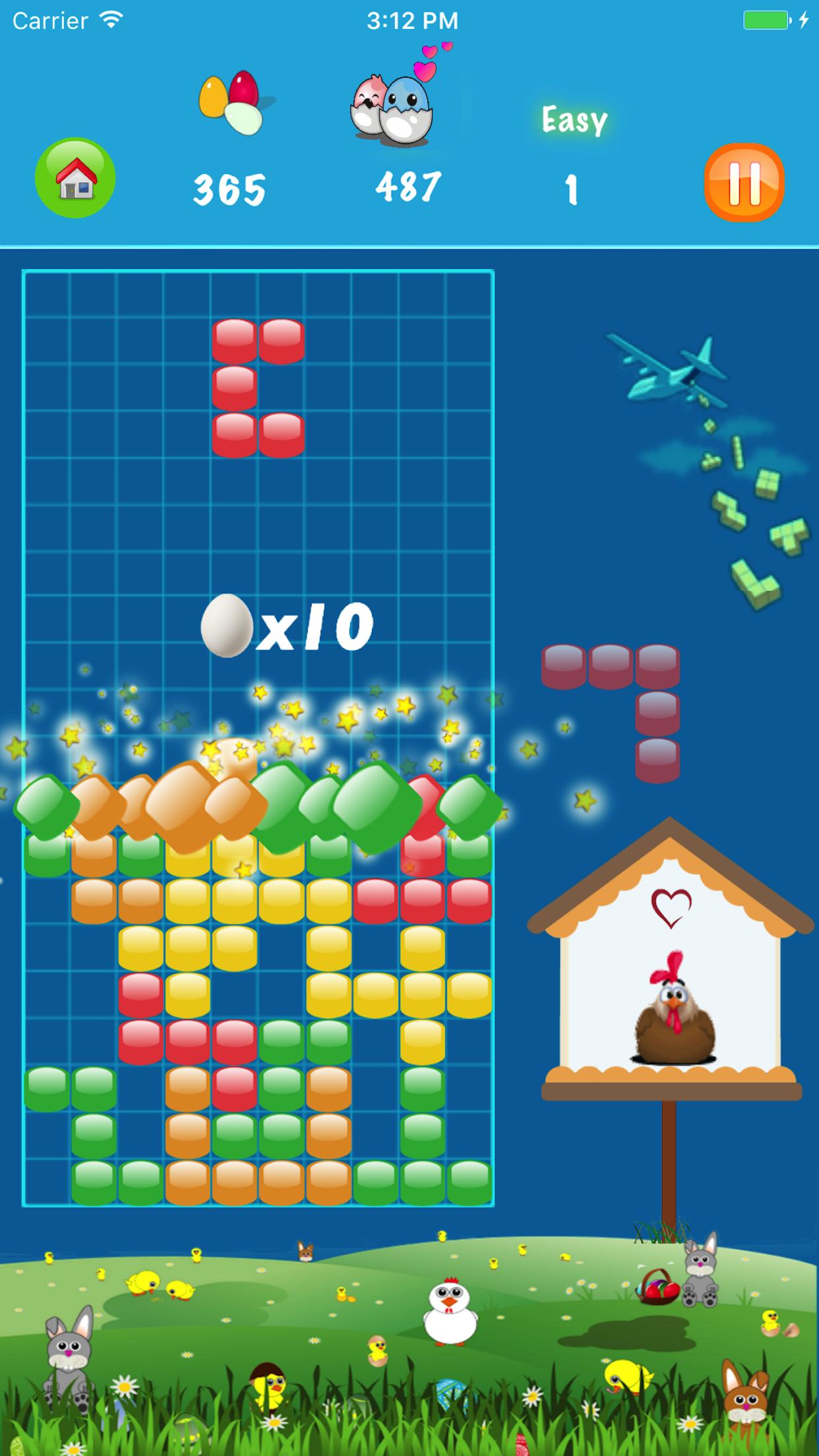 Vip Block puzzle game