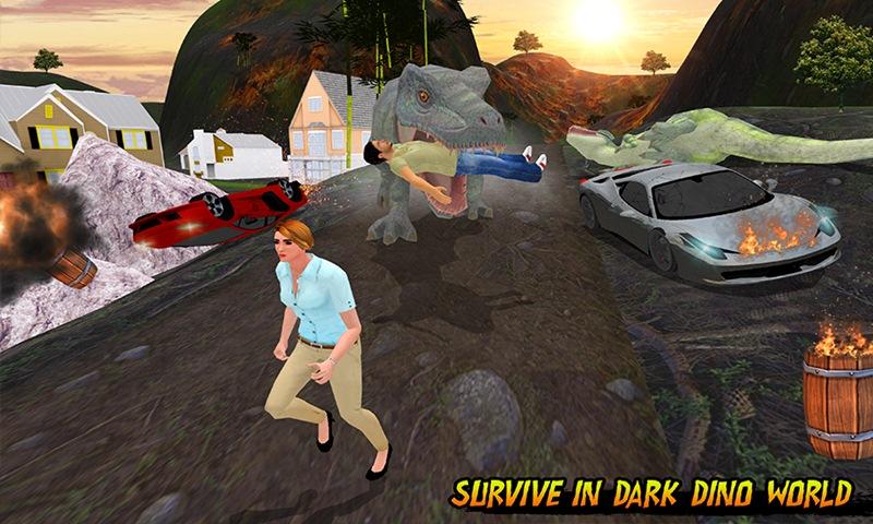 Wild Dino World Survival