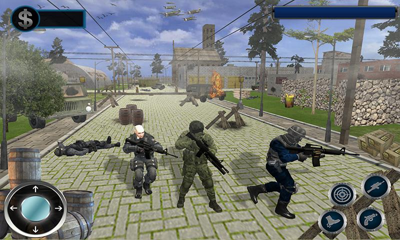 Call of Secret Battle WWll