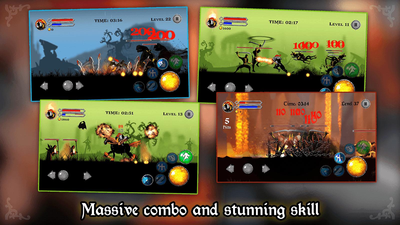 Chaos Knight - ARPG Shadow Battle