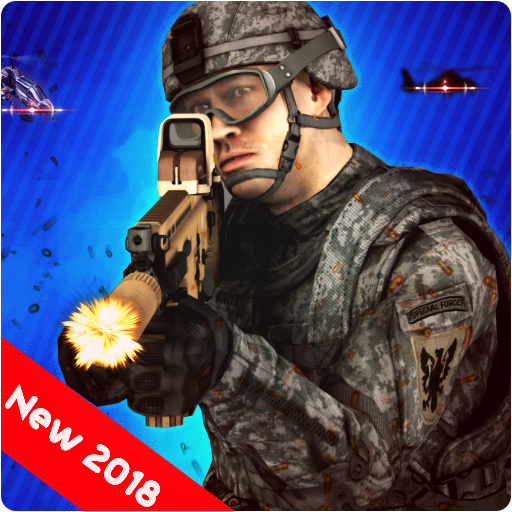 Commando Sniper Shooting: Army Attack Game