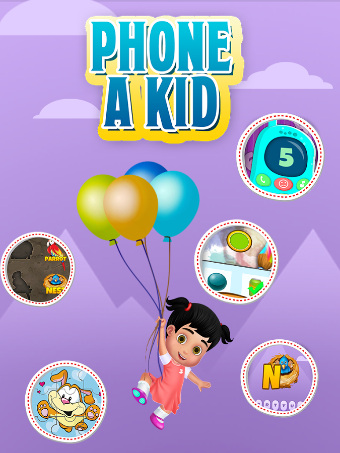 Baby Phone Kids Game – Fun Learn