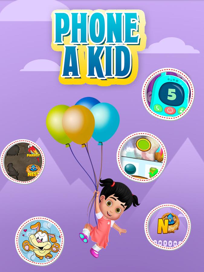 Baby Phone Kids Game – Fun Learn