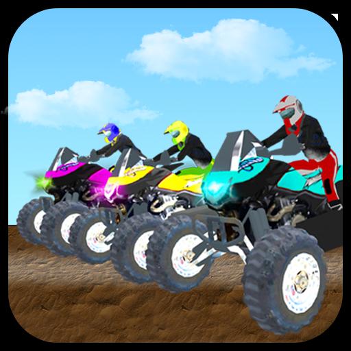 Pro ATV Bike Stunts Game