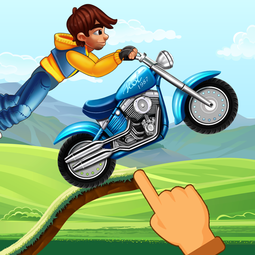 Road Draw: Hill Climb Rider