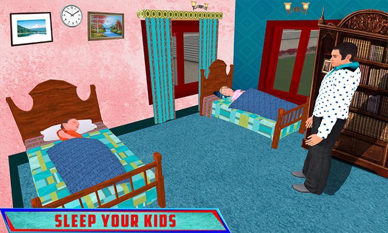 Super Virtual Dad Family Home Shifting