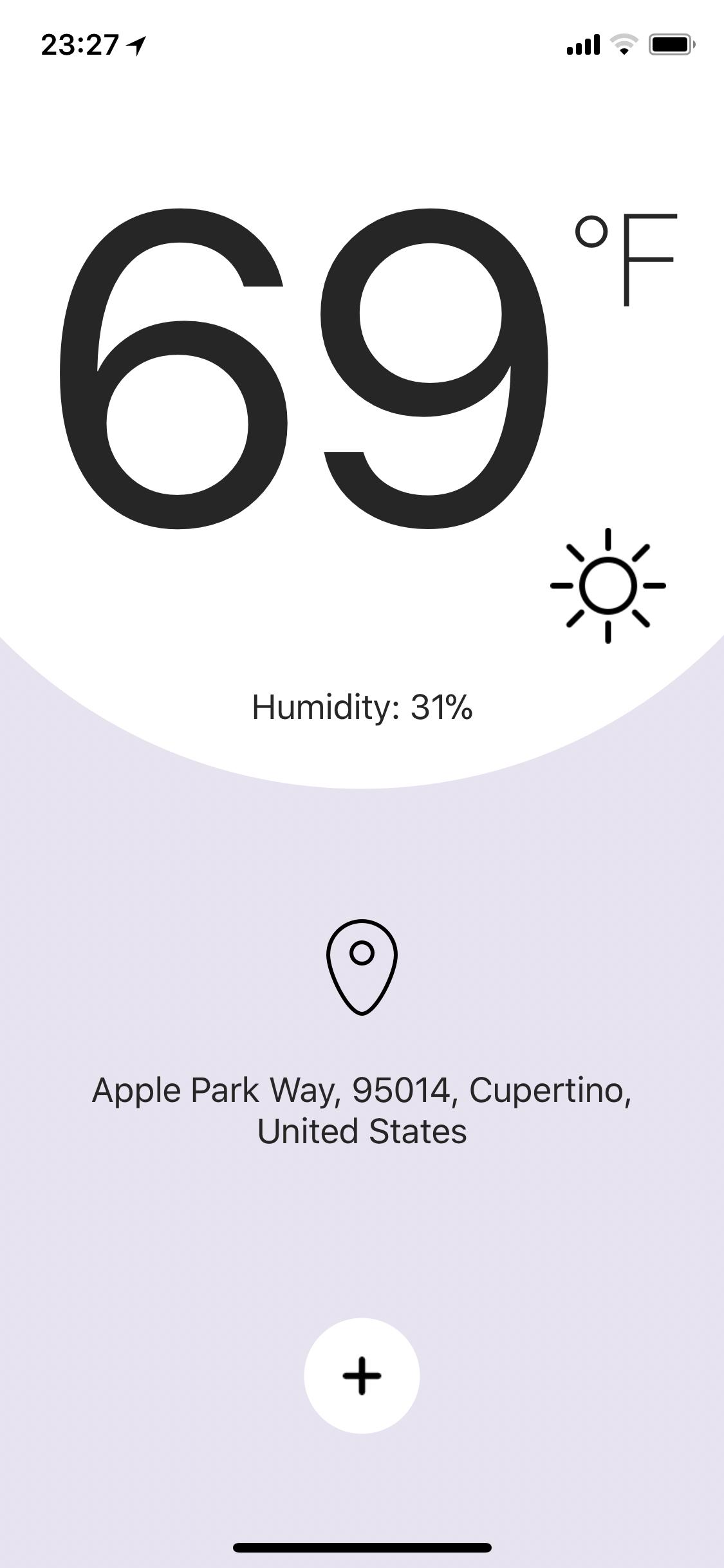 Thermometer X & Hygrometer App