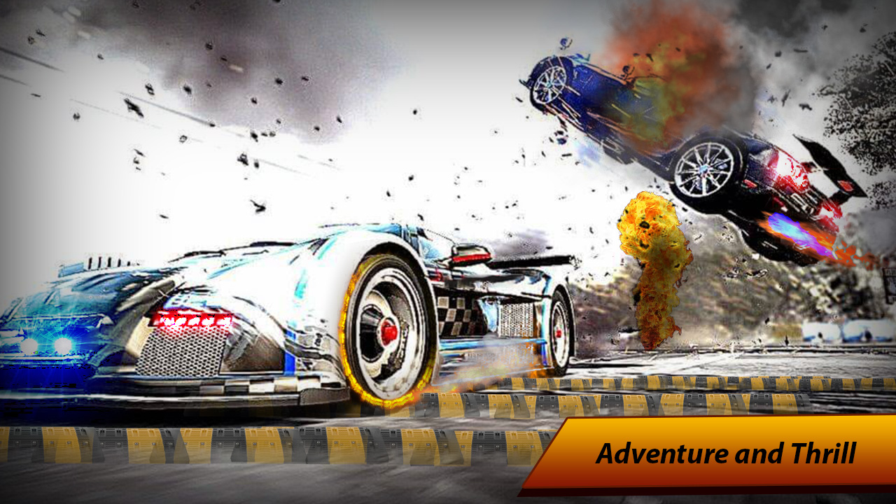 1000 Speed Bumps - Bomb Car Challenge