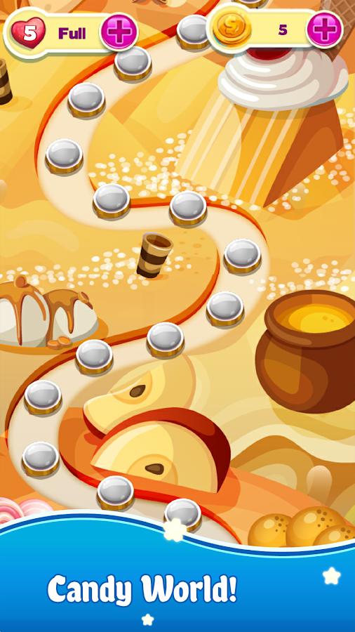 Candy Jam - Match 3