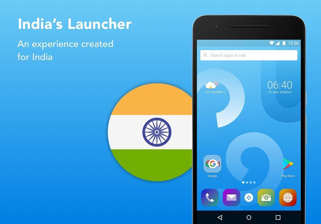Indus Launcher