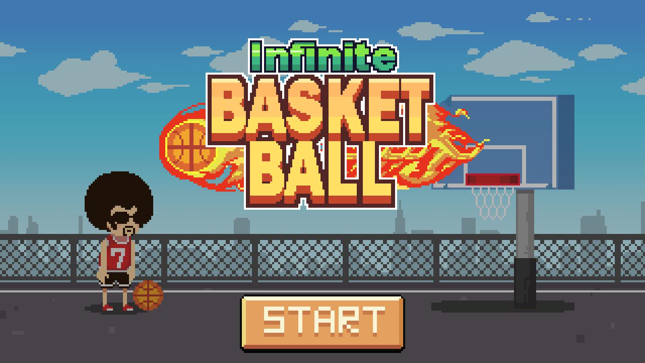 Infinite Basketball