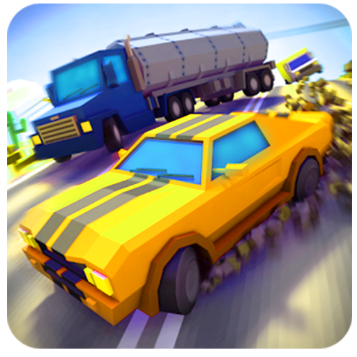 Mini Planet Highway Racer