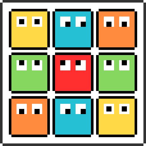 Pixel Match-3
