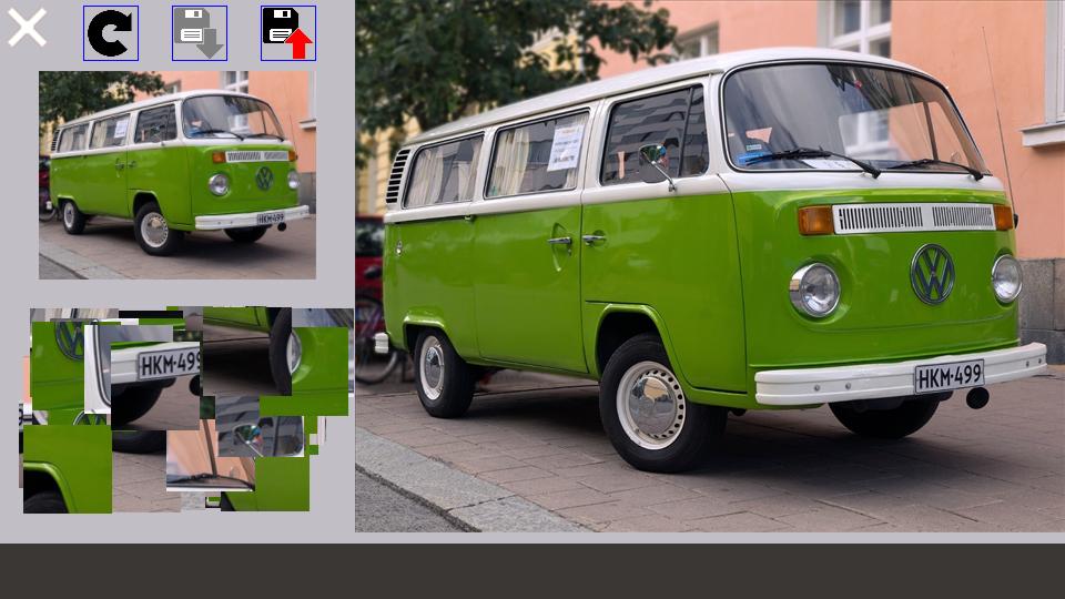 Puzzle VW Transporter