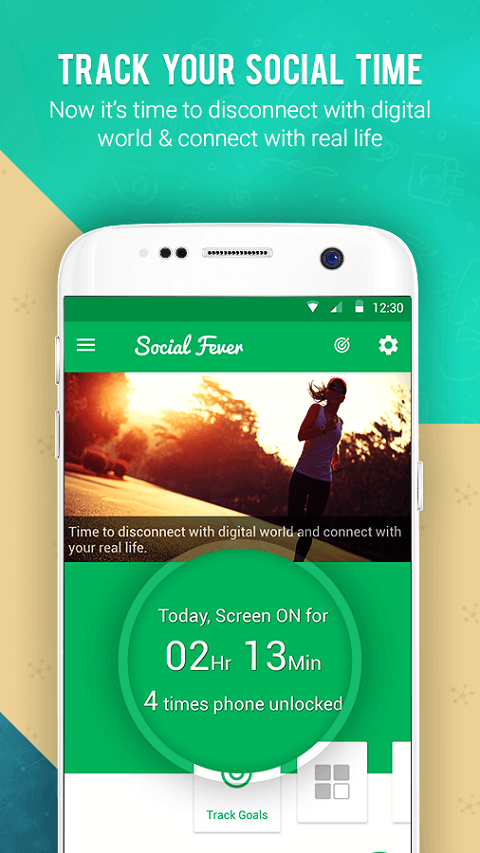 Social Fever – Beat Smartphone addiction