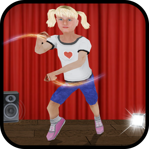 Super Dancing Kids School Game