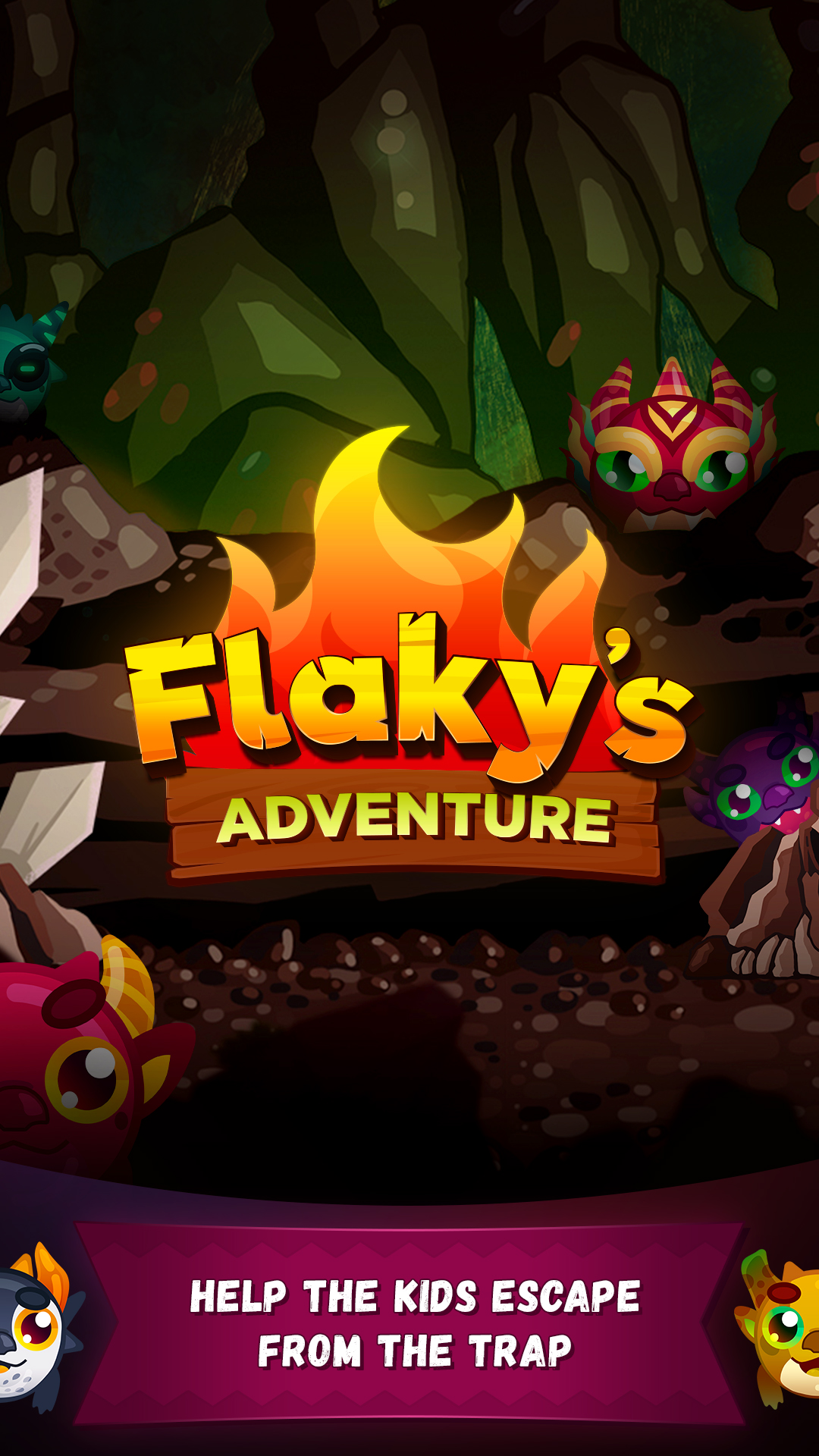 Flaky's Adventure