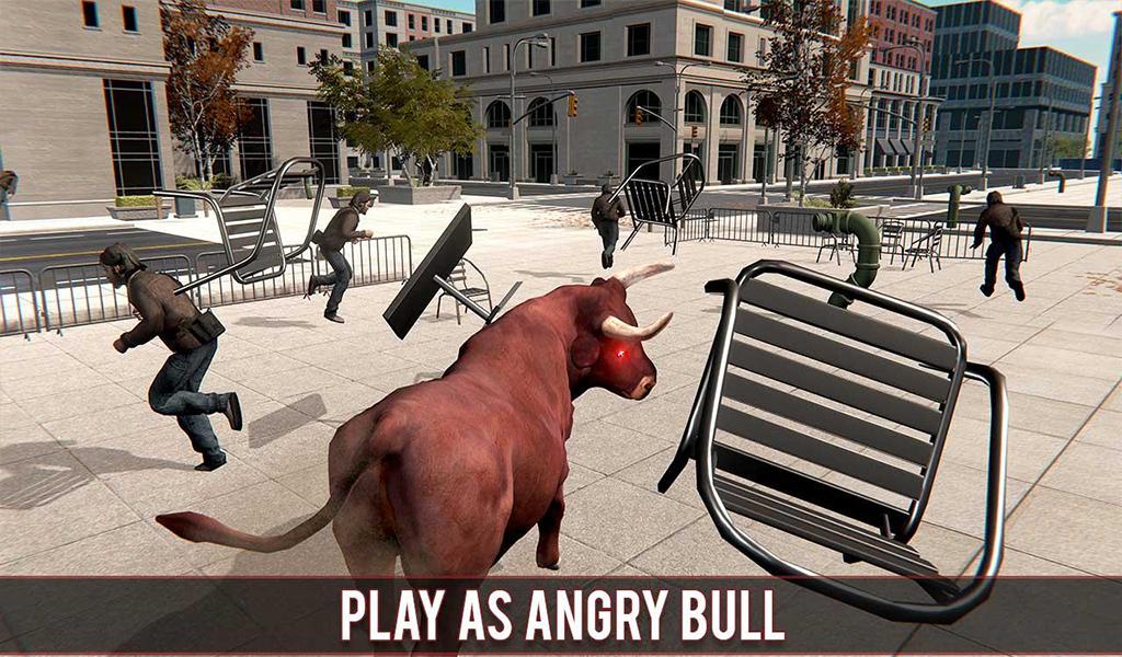 Fury Bull Simulator 3D