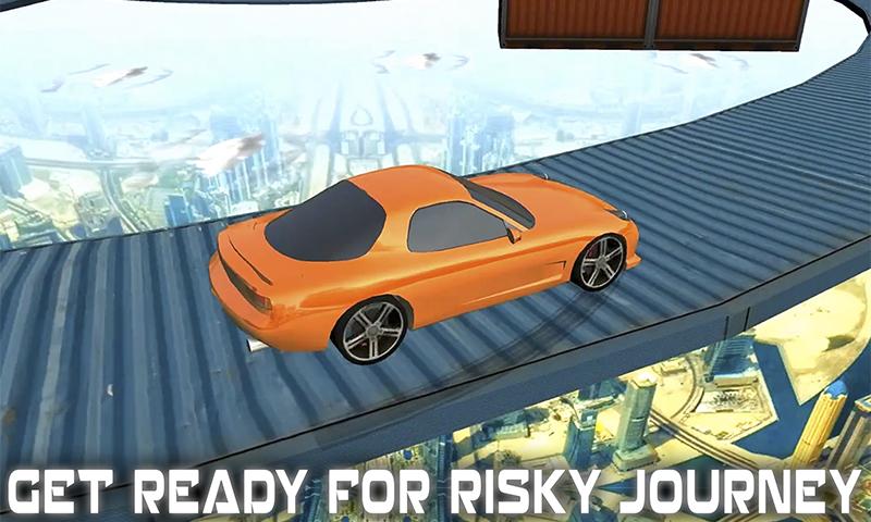 Hard Driving Car game