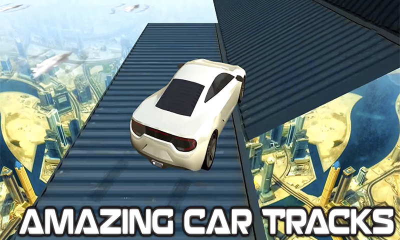 Hard Driving Car game