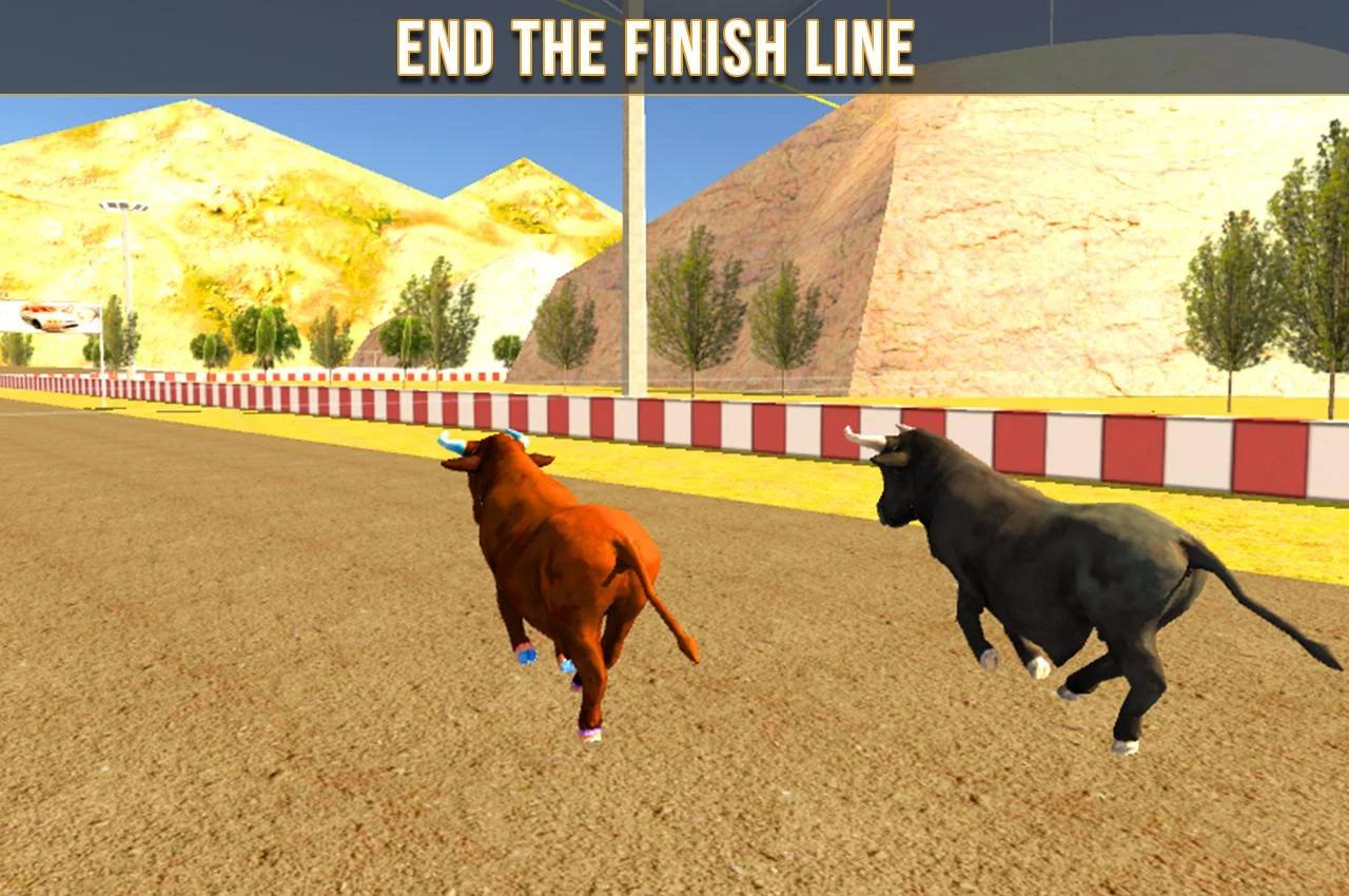 Angry Bull Racing Attack