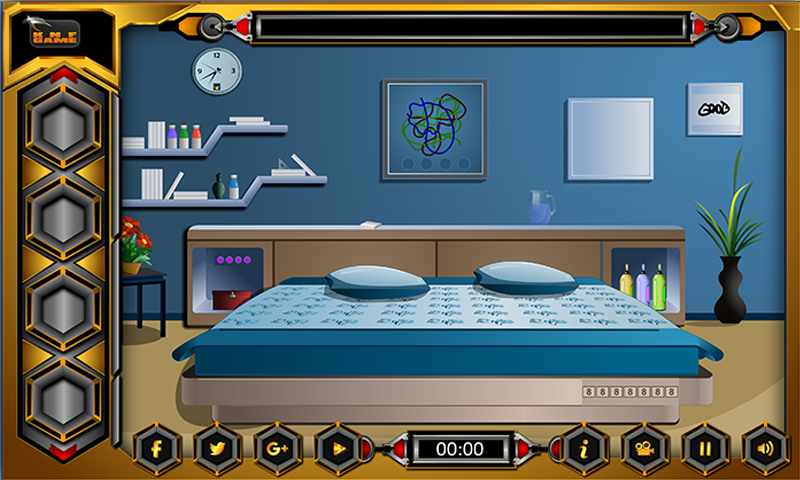 Knf Blue Room Escape