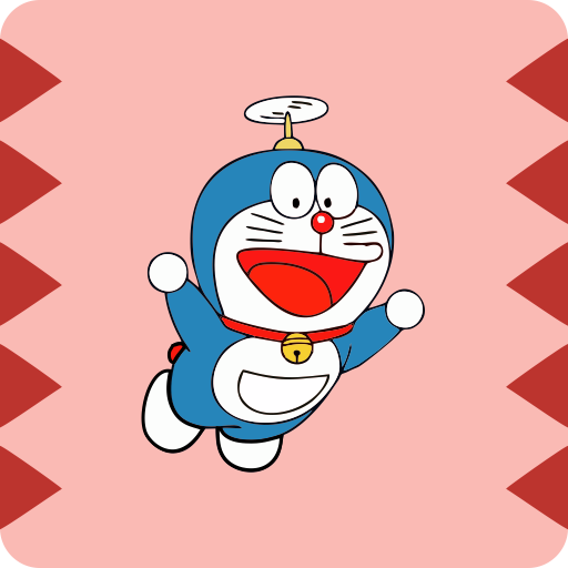 Push Me High - The Doraemon Game