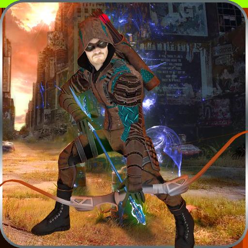Rapid Arrow Hero Vs Vigilant Super Villains