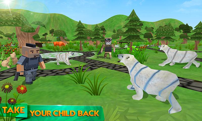 Bear Family 3D Simulator