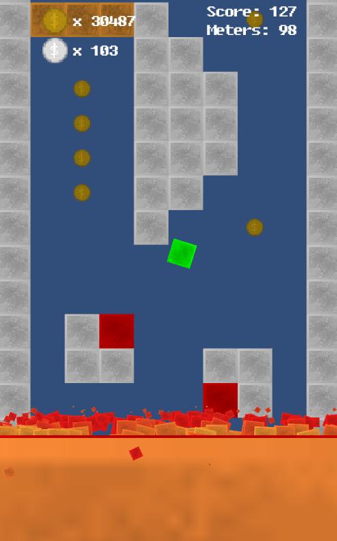 Block Escape 2D