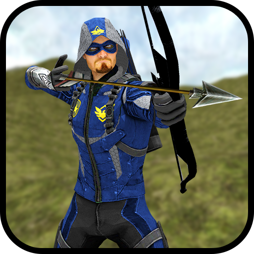 Cover art Grand Arrow Hero Survival: Superheroes Rescue