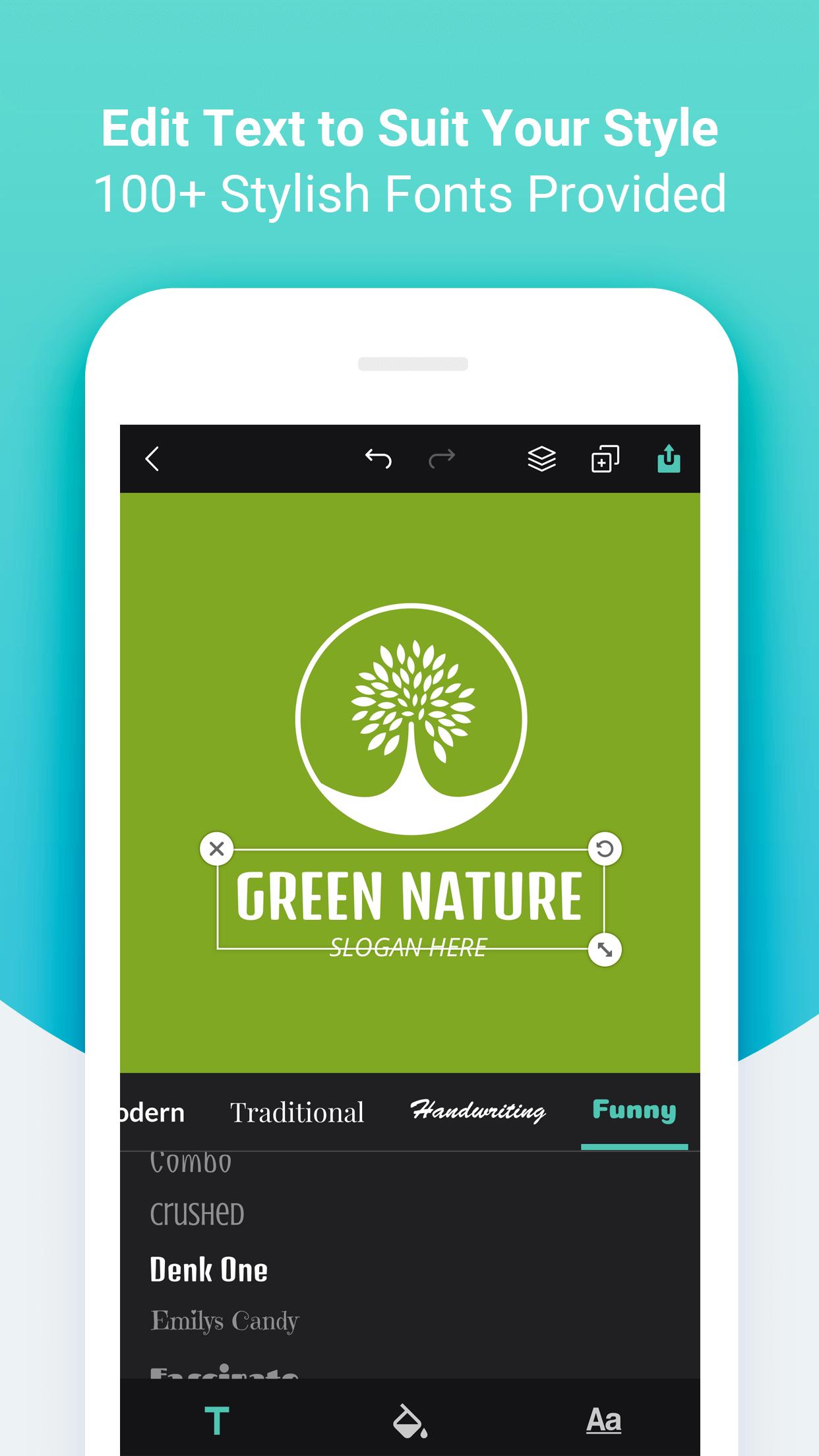 DesignEvo- Logo Maker