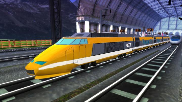 Euro Train Racing 2018