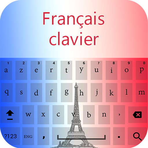 French Keyboard 2018 : French Typing Keypad