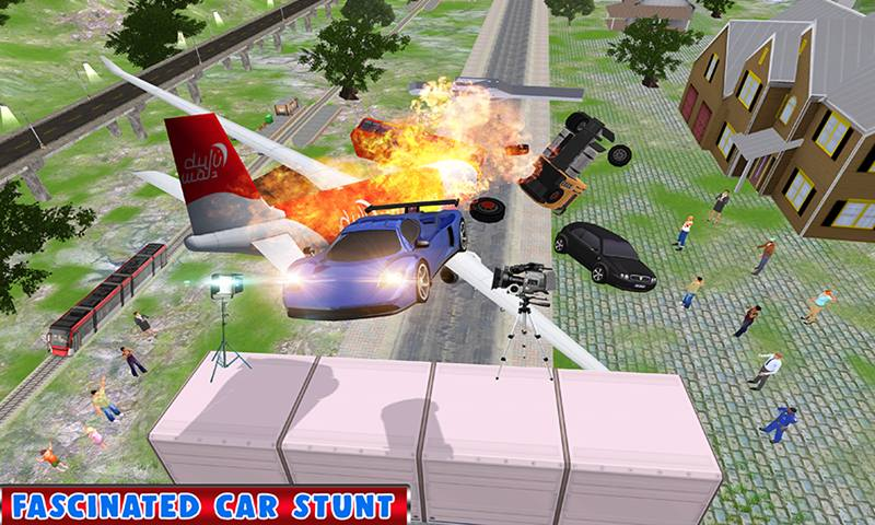 Hollywood Action Stunt Simulator