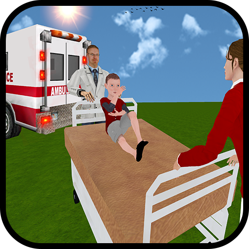 Kids Hospital ER School Doctor Game