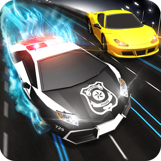 Police Car Chase Driver Simulator
