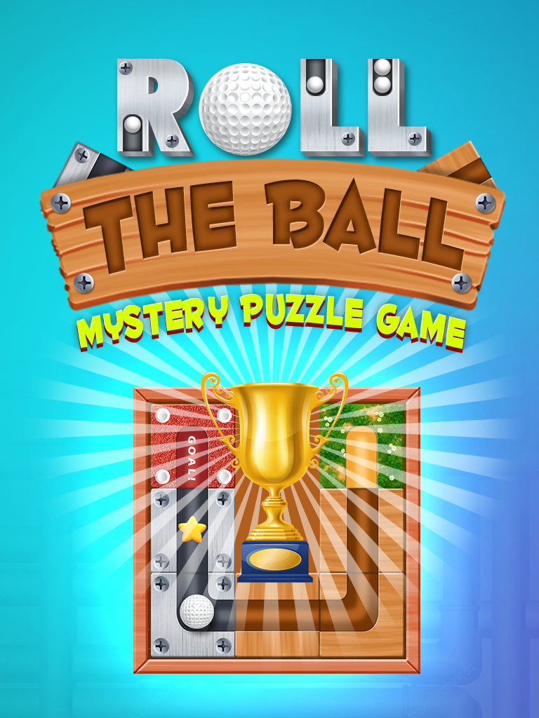 Roll The Ball - The Mystery Puzzle Game