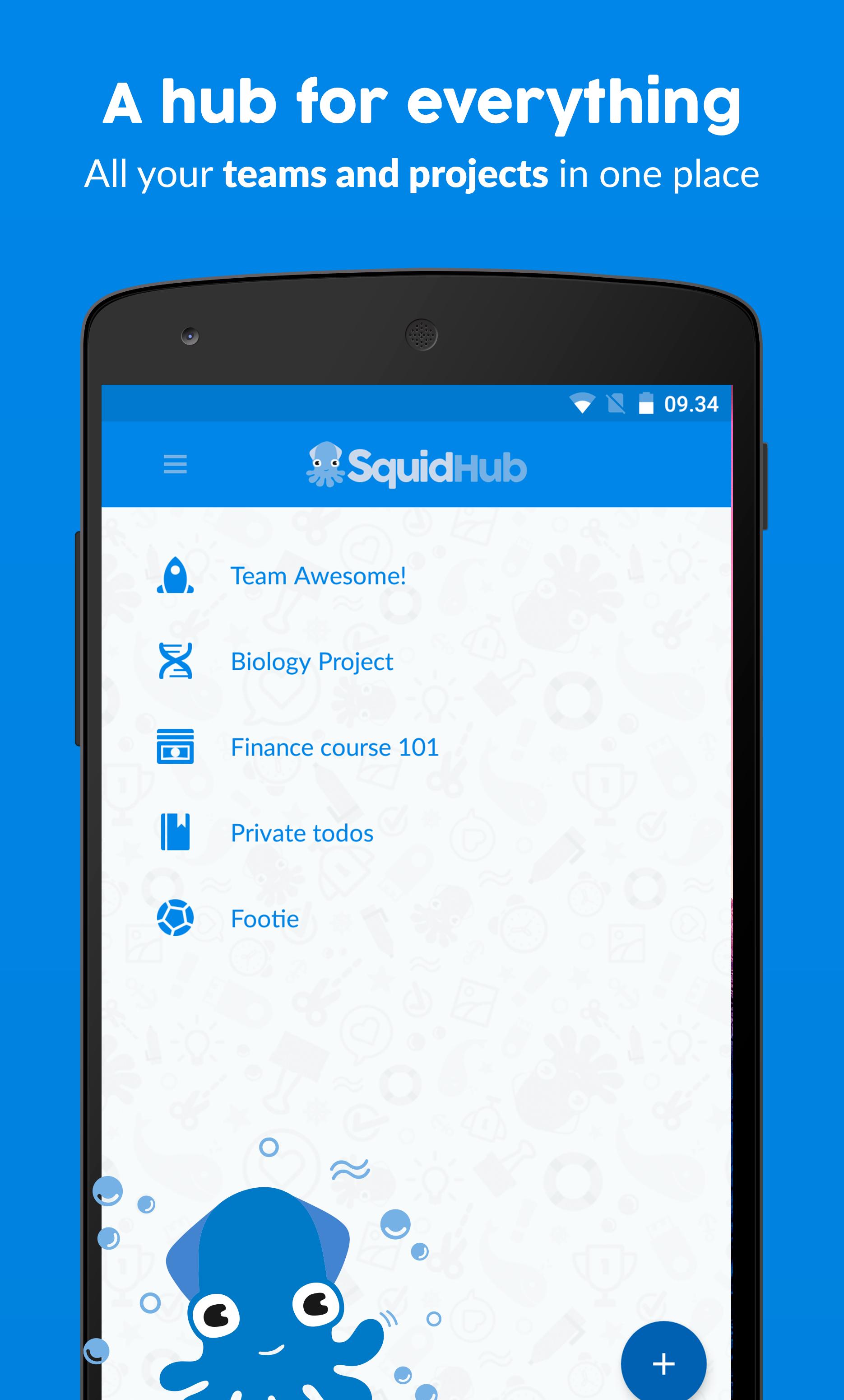 SquidHub