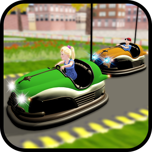 Super Kids Bumper Dodging Cars Crash Game