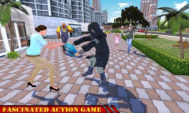 Virtual Bodyguard Hero Family Security Game