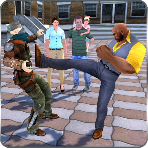 Virtual Bodyguard Hero Family Security Game