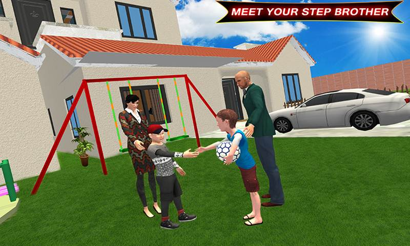 Virtual Step Brother Family Simulator
