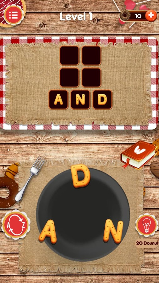 Word Biscuits Free Word Connect Puzzle Game
