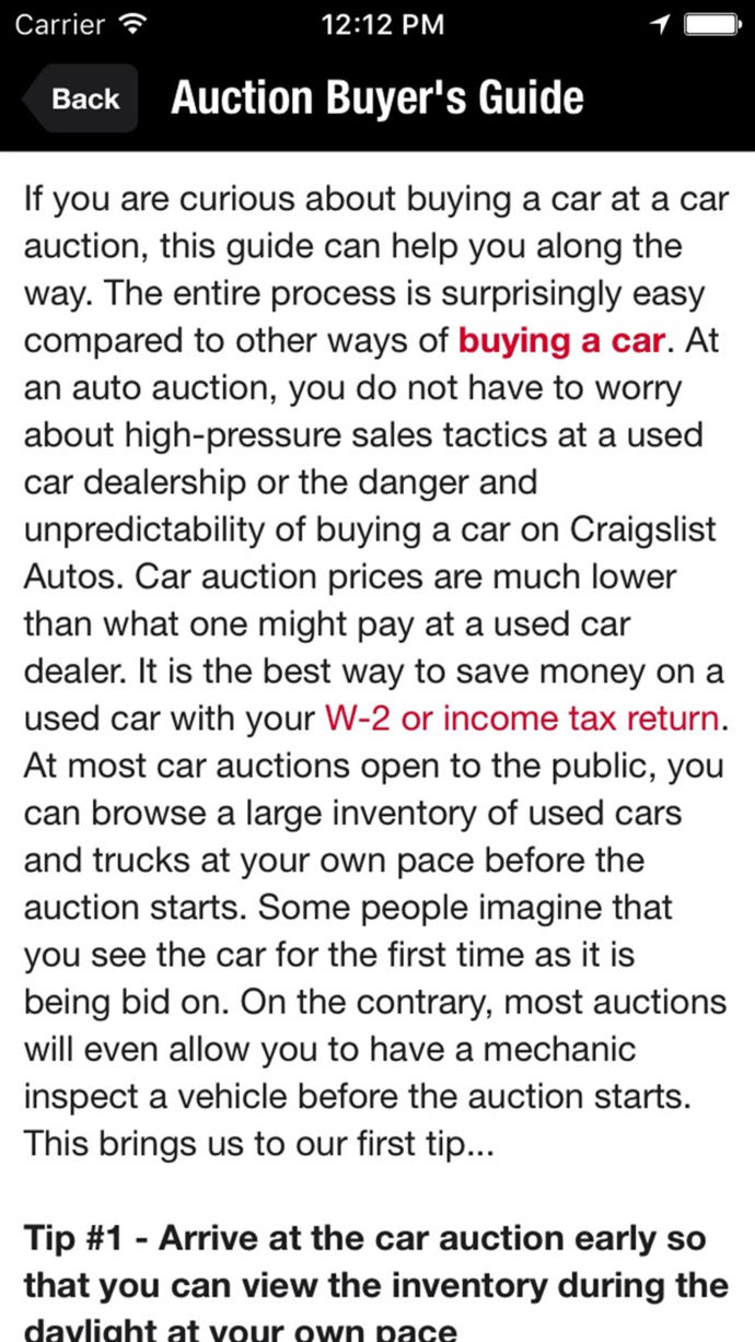 Auto Auctions Canada