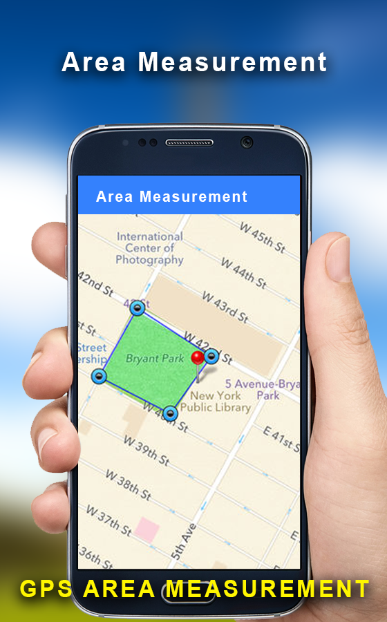 GPS Land Measurement Area Calculator:: Perimeter