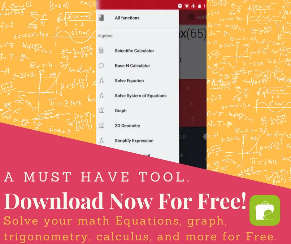 Maths - Mathematics & Equation Solver
